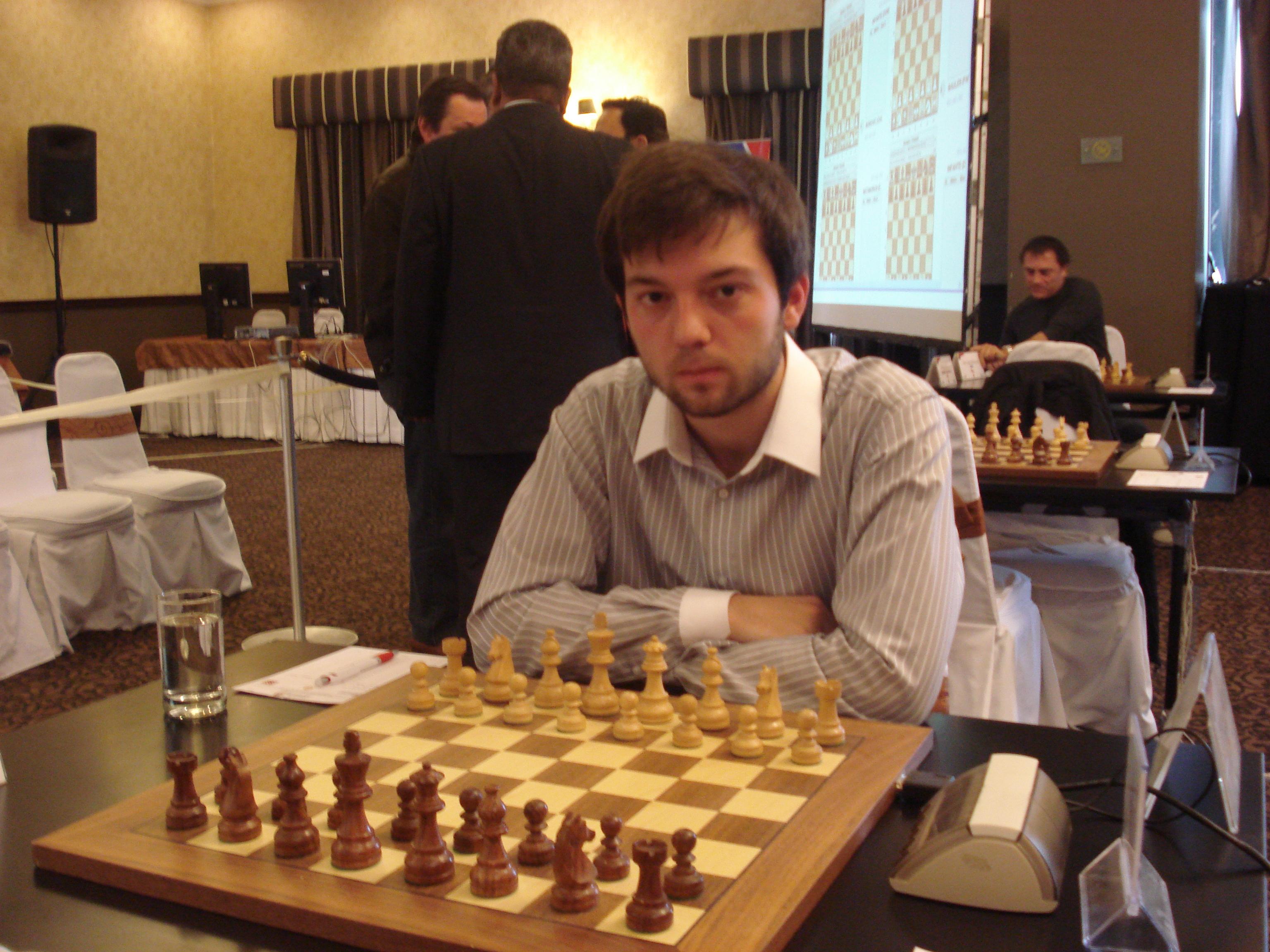 IV Campionat Iberoamerica – Final Ronda 4