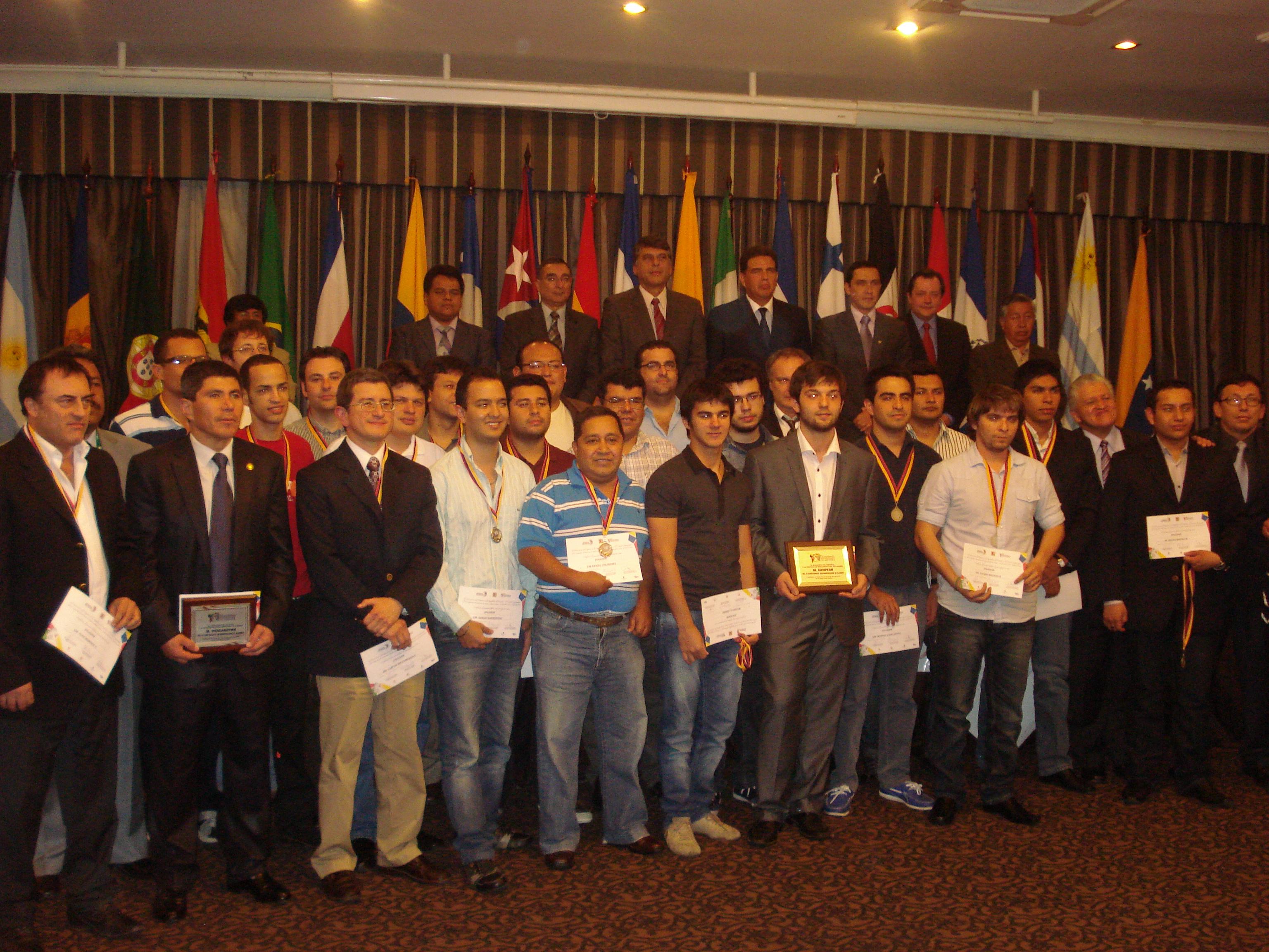 IV Campionat Iberoamerica – Final Ronda 5