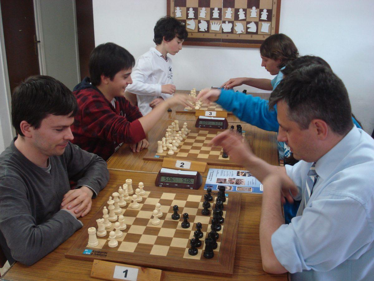 Campionat Social GEVA-CEA 2012