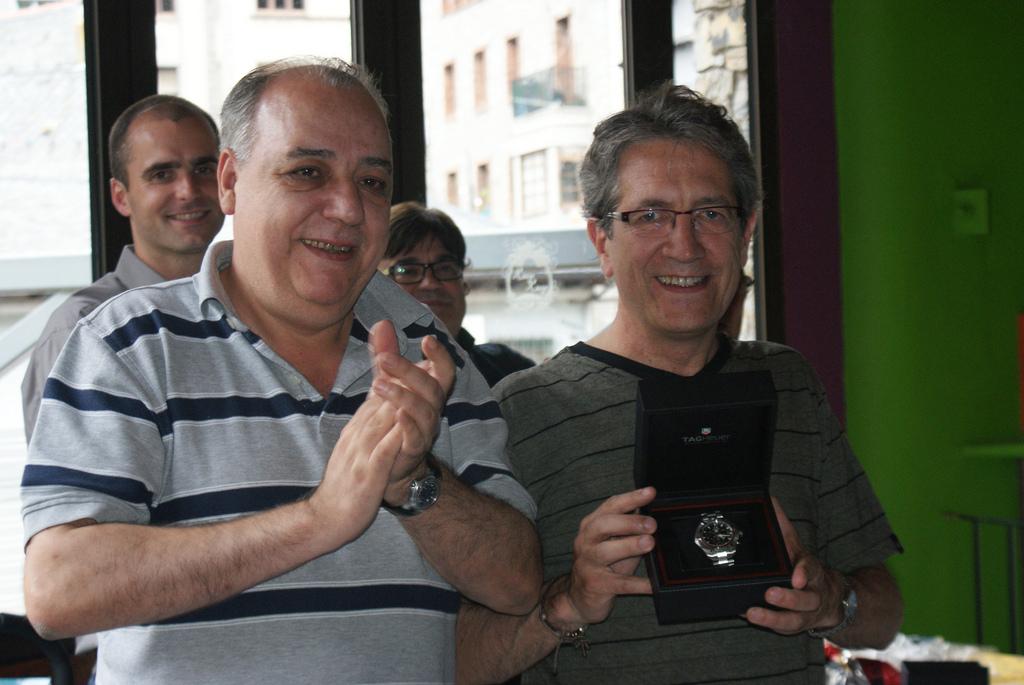 Festa Escacs Andorrans 2012 – Crònica