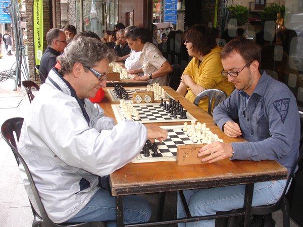 Marató d'Escacs d'Andorra 2012 – Bases