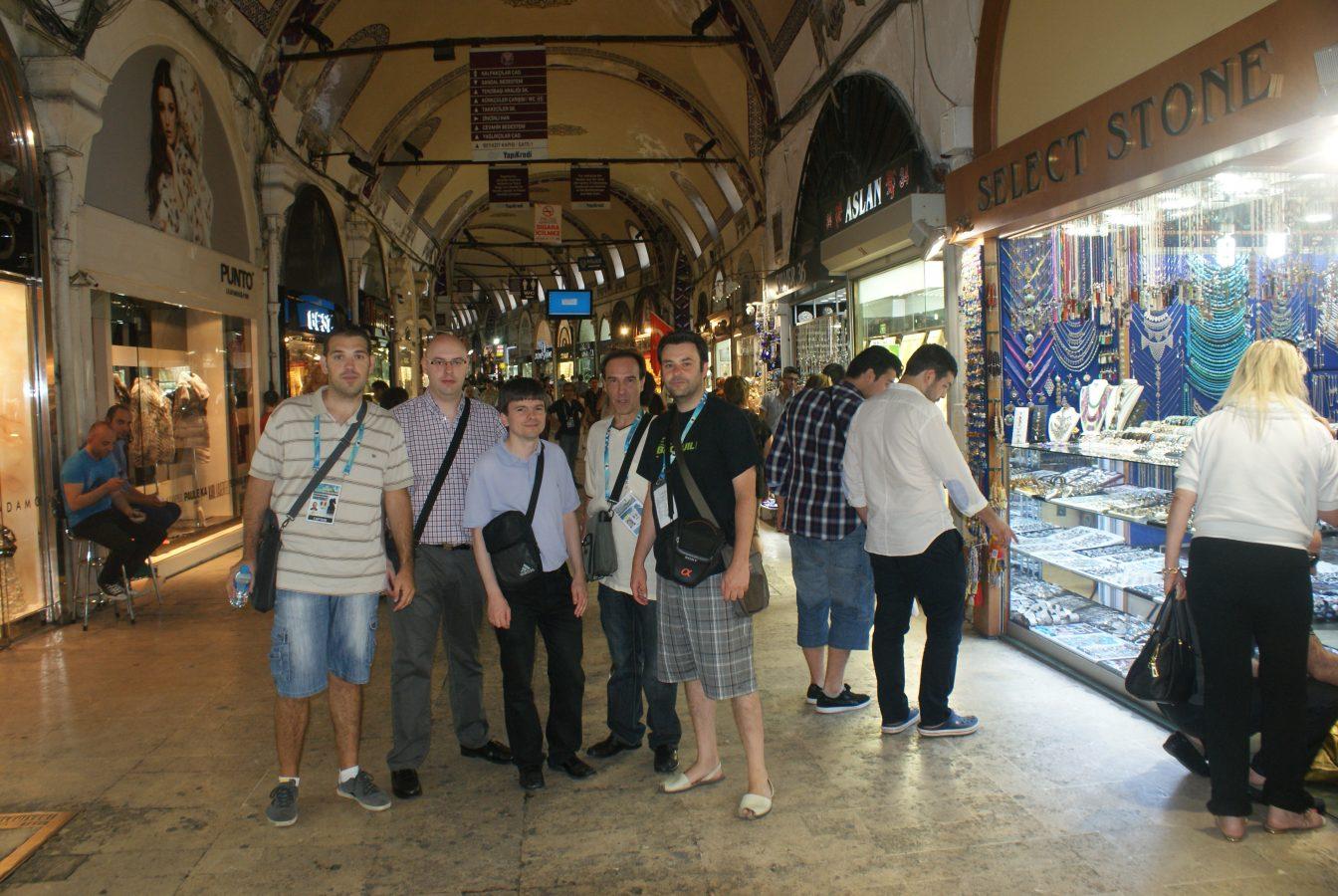 40 Olimpíades Istanbul – Ronda 04