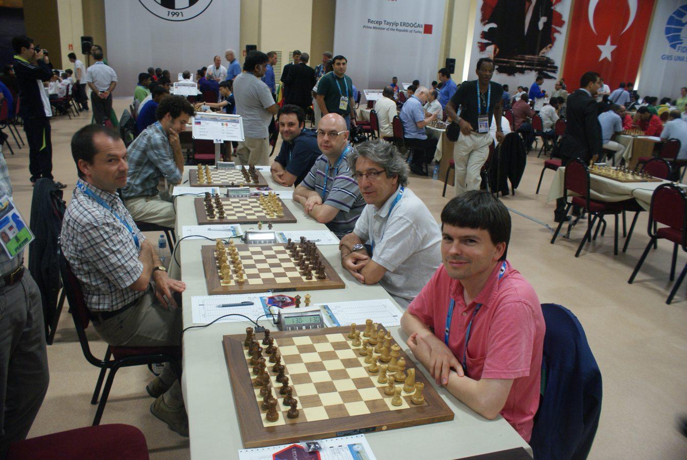 40 Olimpíades Istanbul – Ronda 02