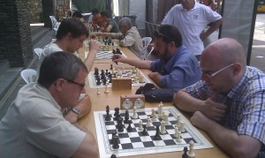 Vista general del torneig