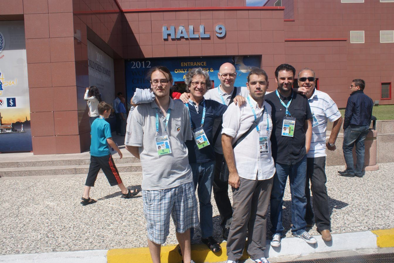 40 Olimpíades Istanbul – Ronda 05