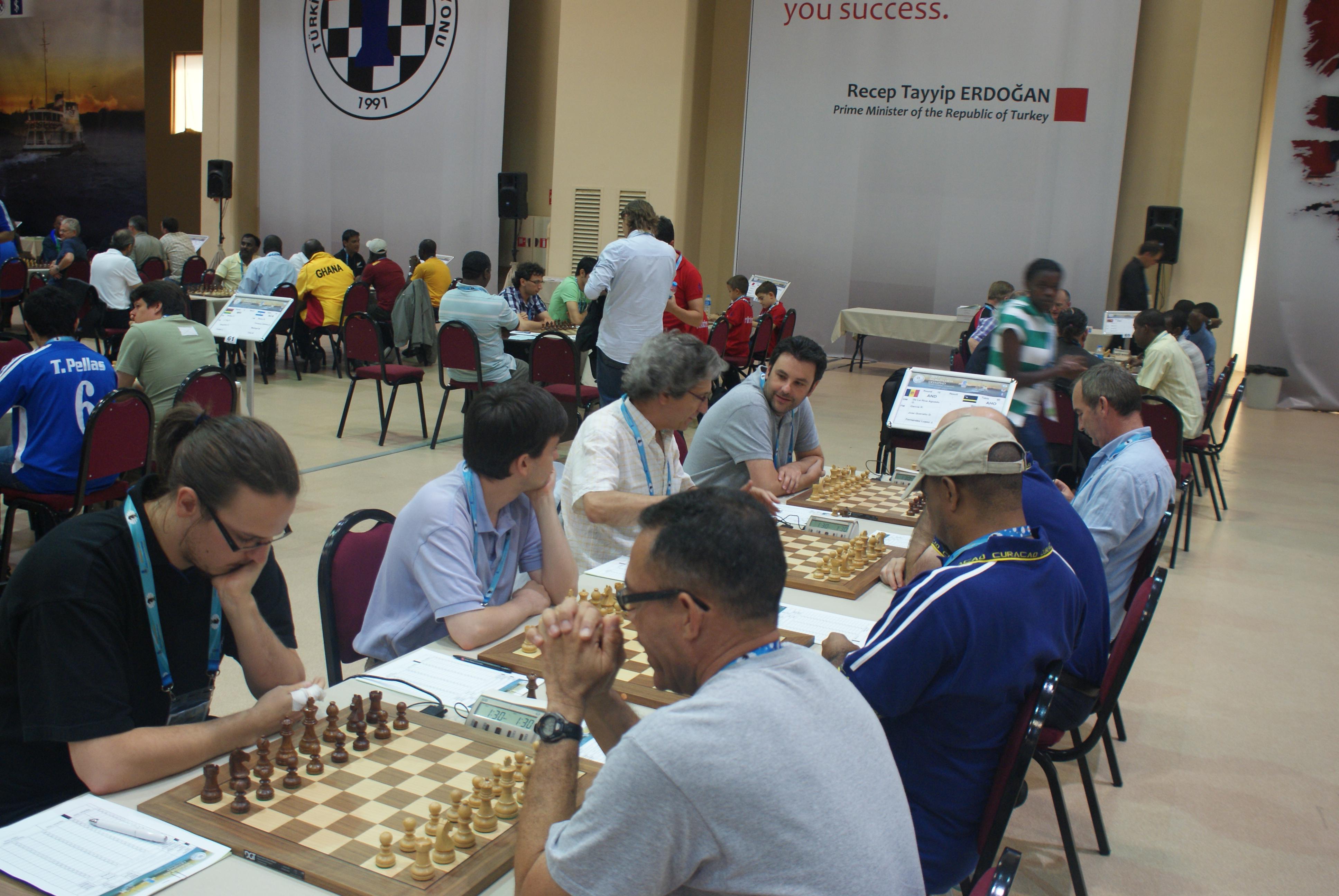 40 Olimpíades Istanbul – Ronda 10
