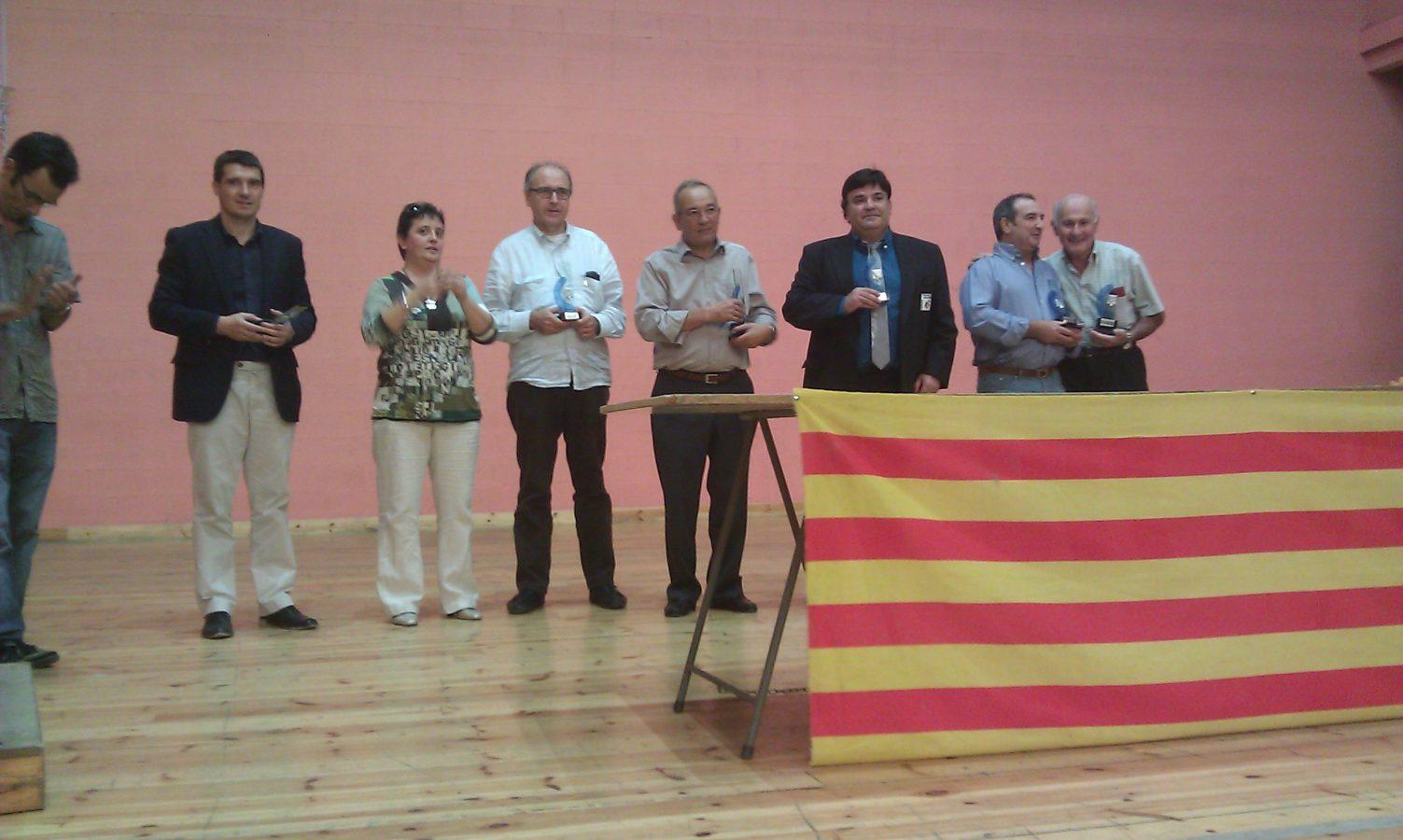 Campionat de Catalunya per equips de ràpides i festa de fi de temporada