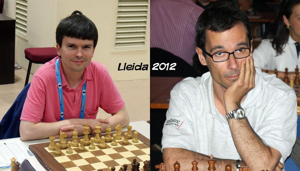 Lleida 2012 – Tancat Mestre Internacional