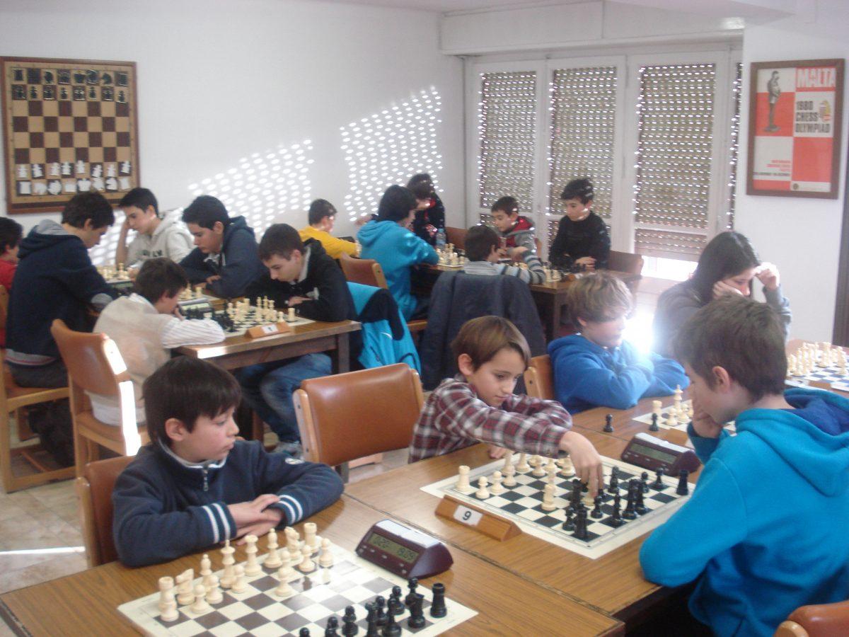 Juvenil Andorra 2013 :: Rondes 4-5