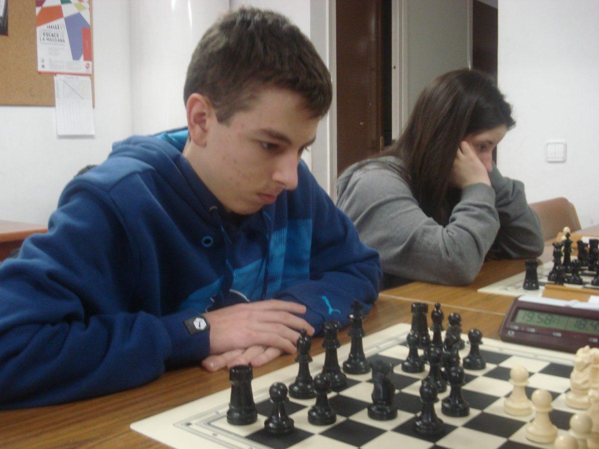 Juvenil Andorra 2013 :: Rondes 6-7