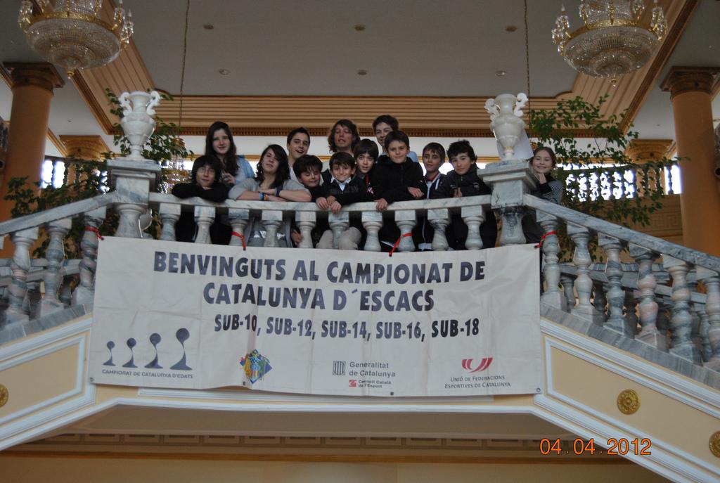 Finals Catalunya per Edats 2013 – Prèvia