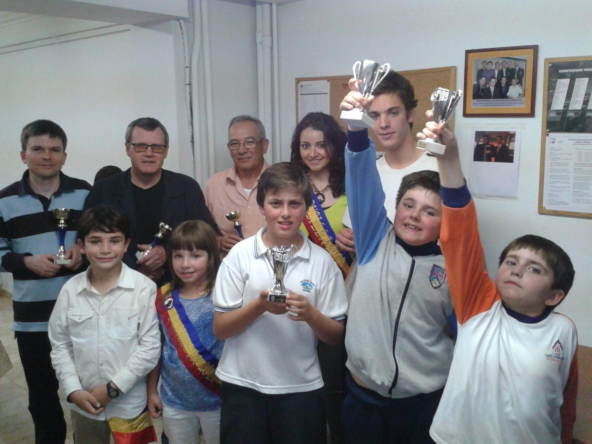 Campionat d'Engolasters 2014 – Bases
