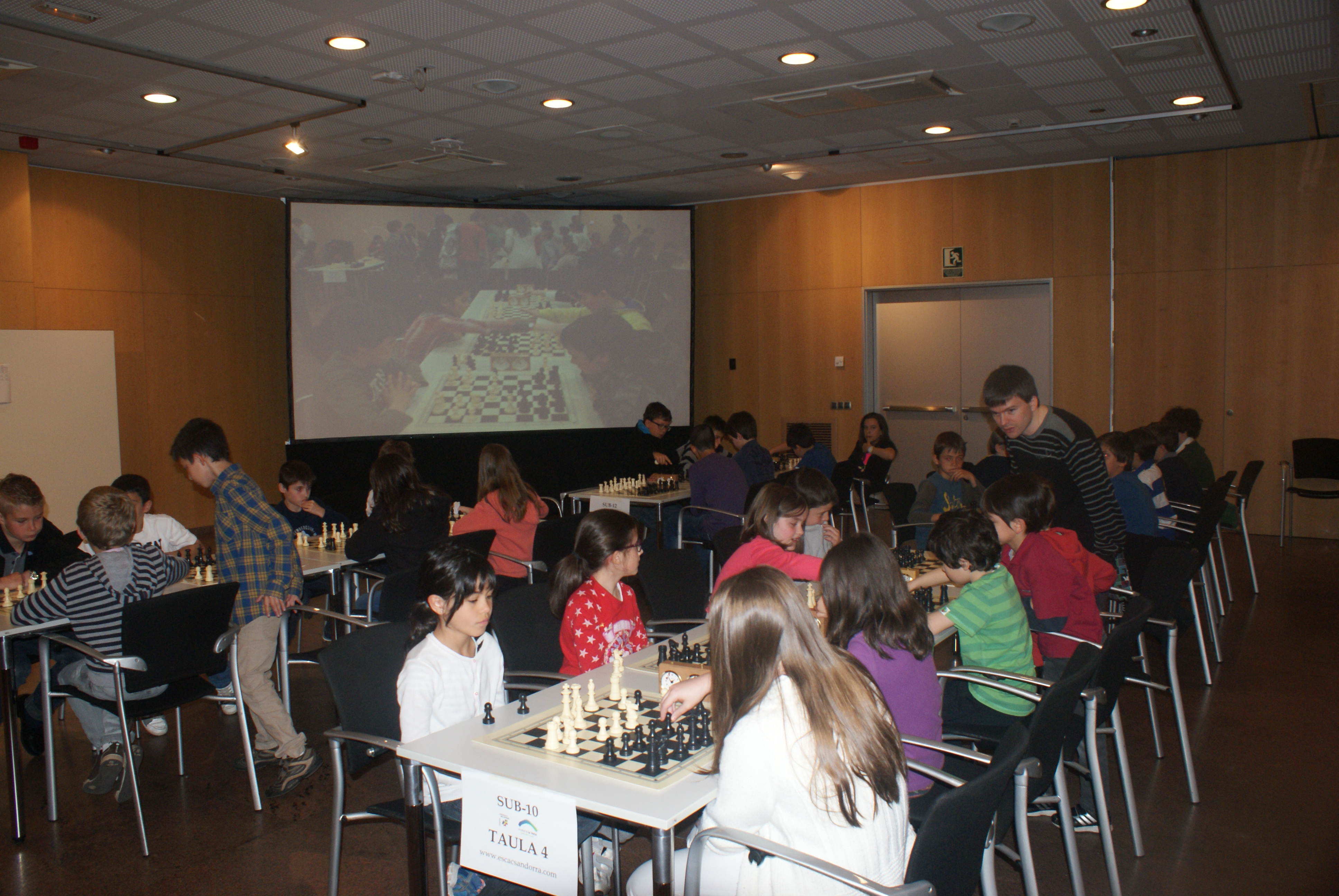 Escolar per Equips d'Andorra 2013