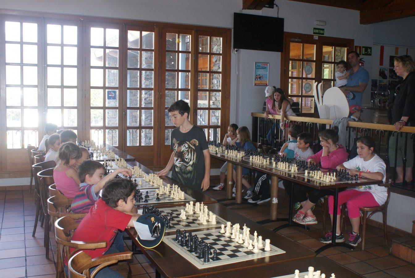 Activitats fi de curs 2013