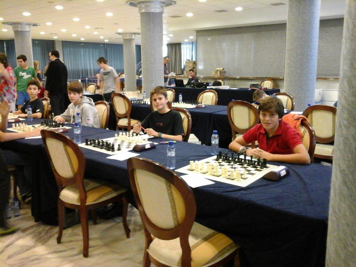Finals Catalanes Equips Edats 2013