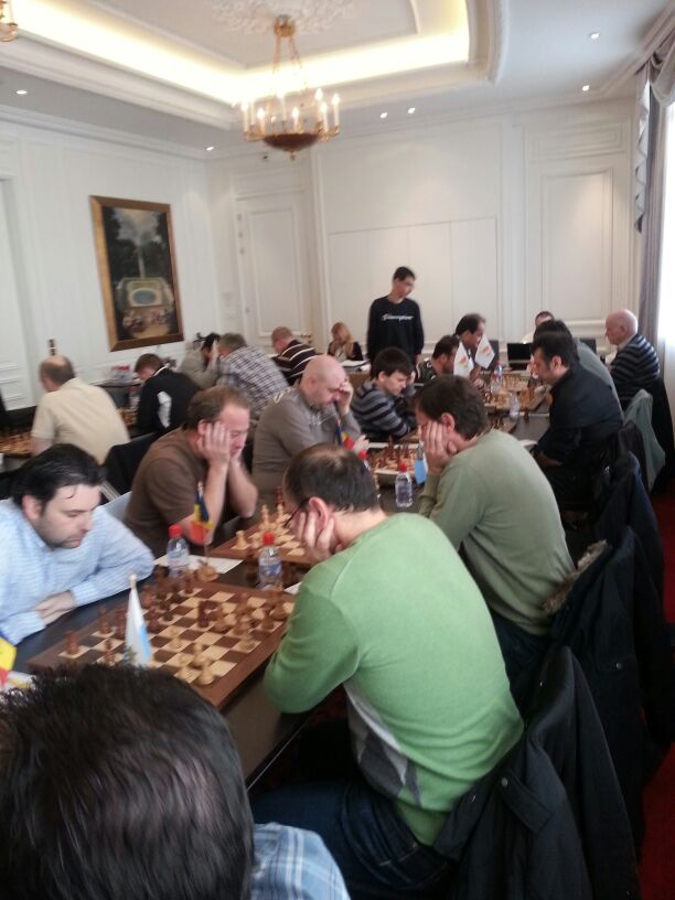 3r Campionat dels Petits Estats d'Europa – R3