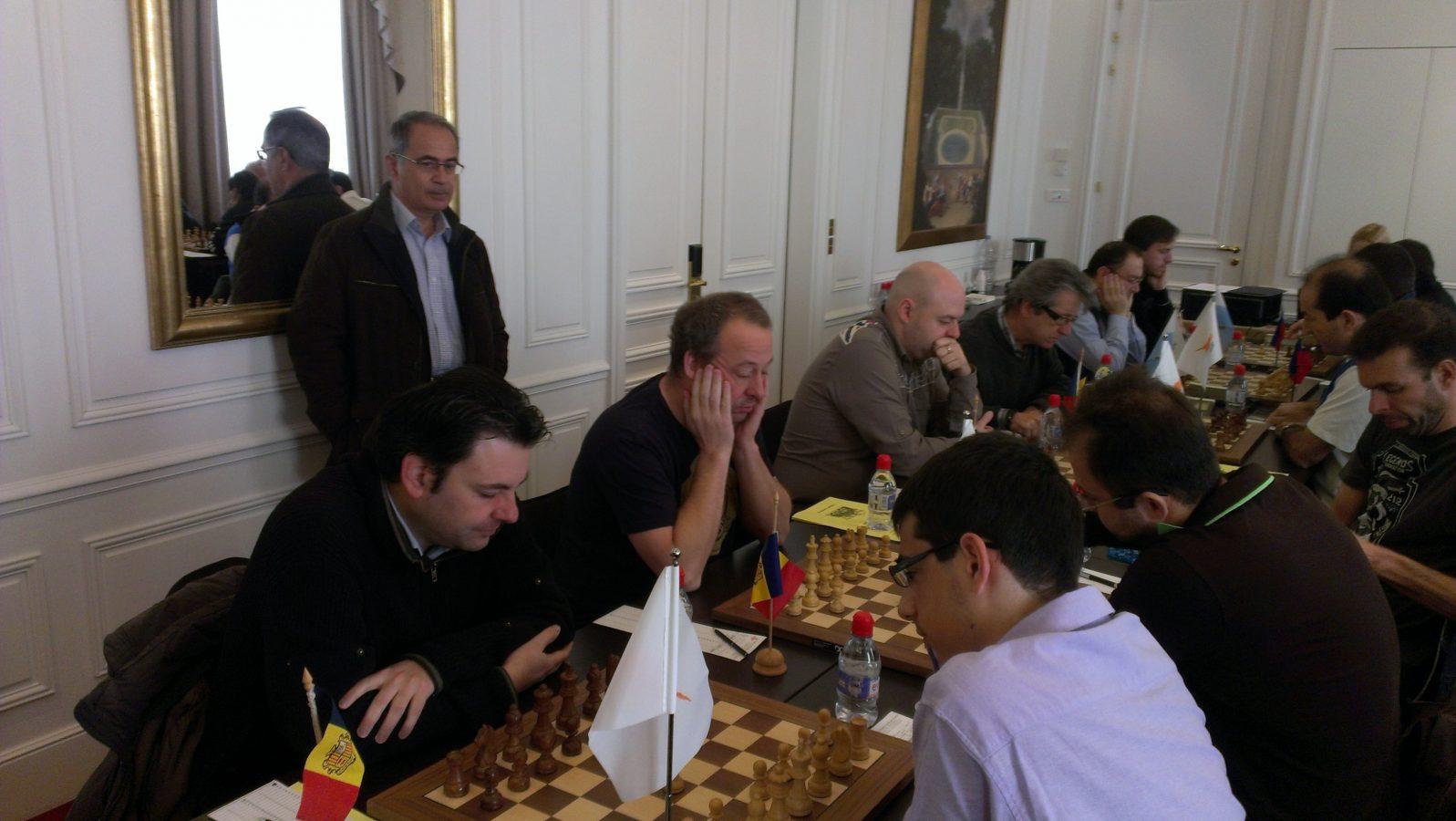 3r Campionat dels Petits Estats d'Europa – R6