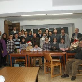 Social de ràpides de Nadal 2013