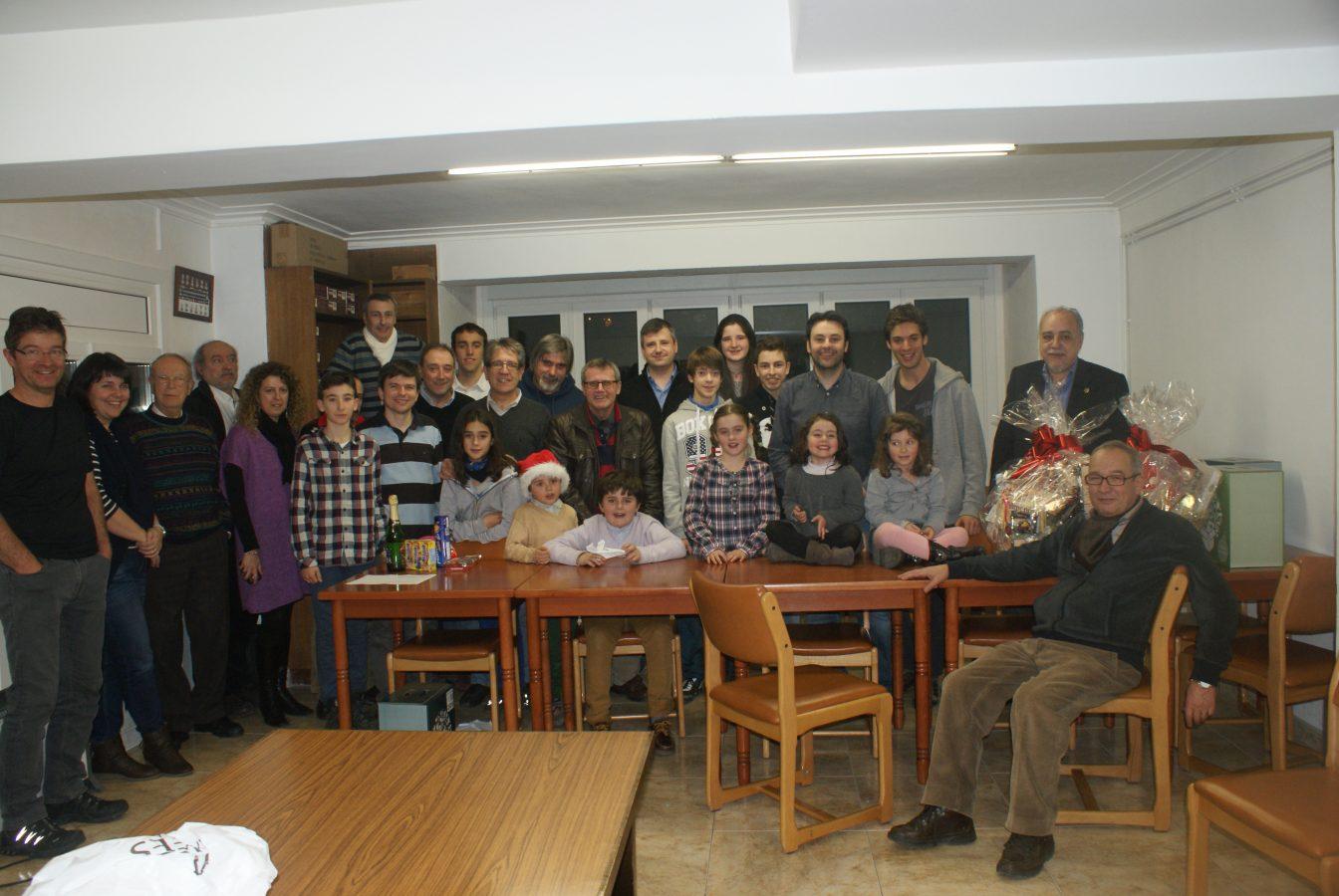 Social de ràpides de Nadal 2014 – Informació