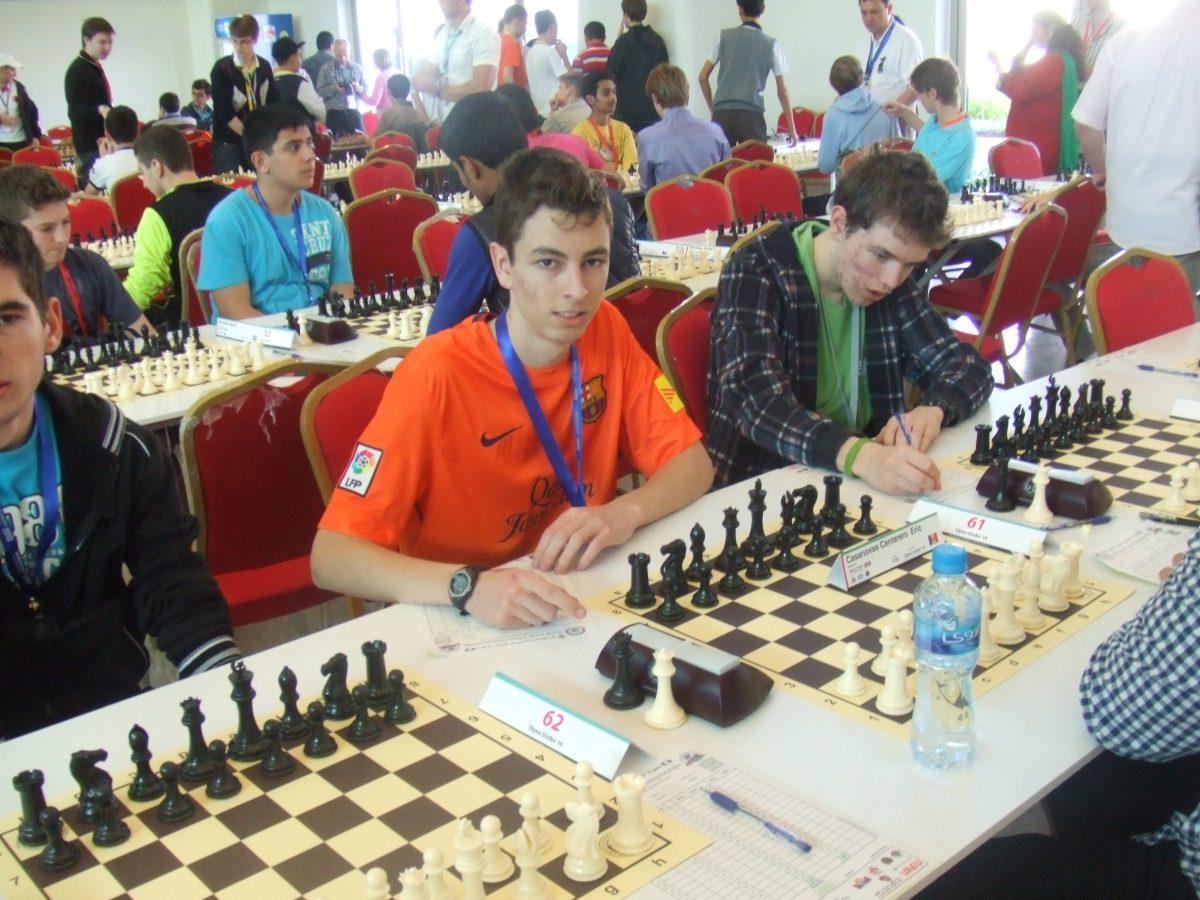 2013 Campionat del Món per edats – R2