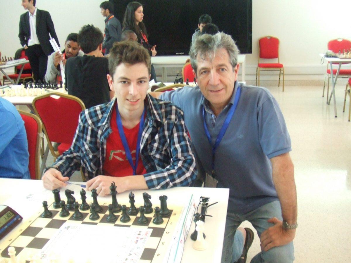 2013 Campionat del Món per edats – R4 i R5