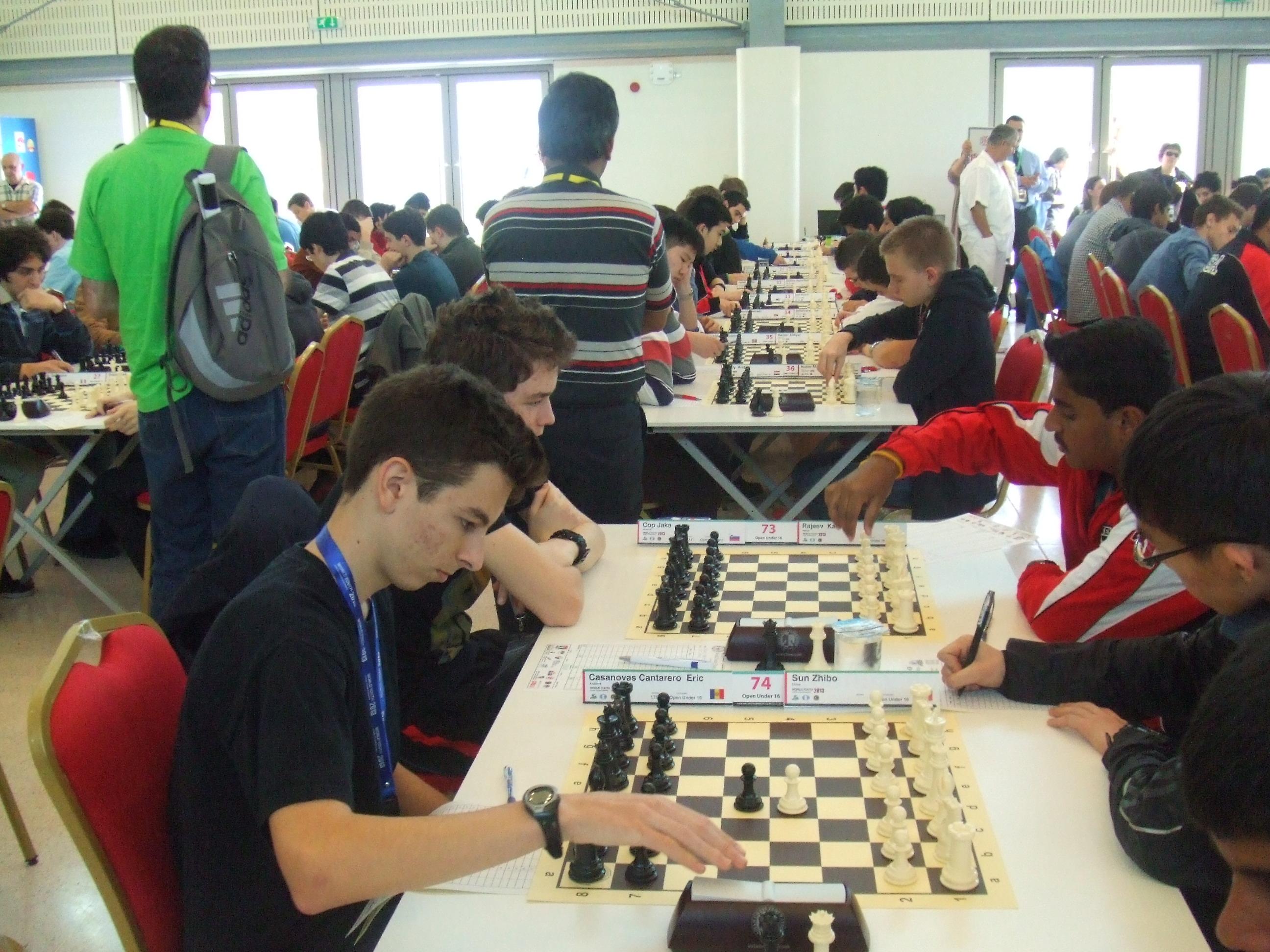 2013 Campionat del Món per edats – R8