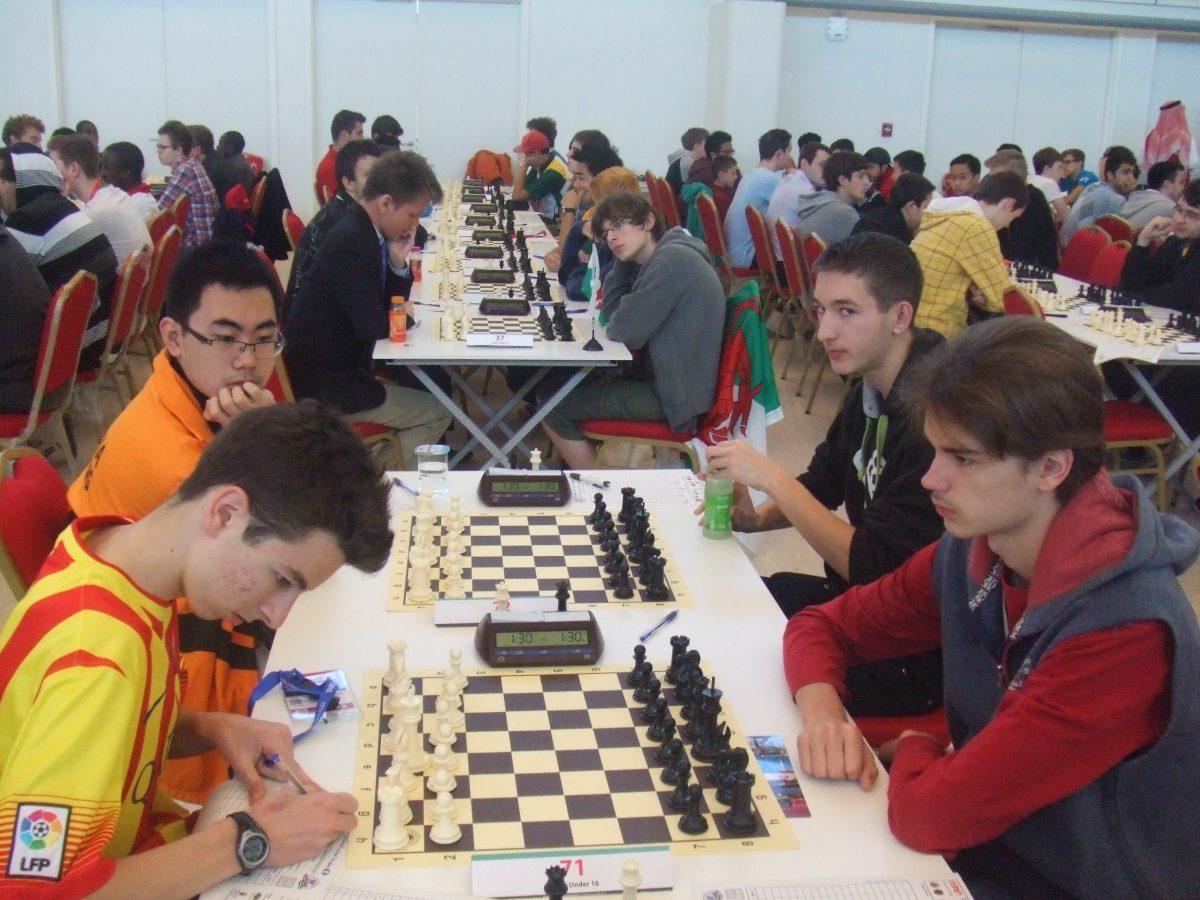 2013 Campionat del Món per edats – R11