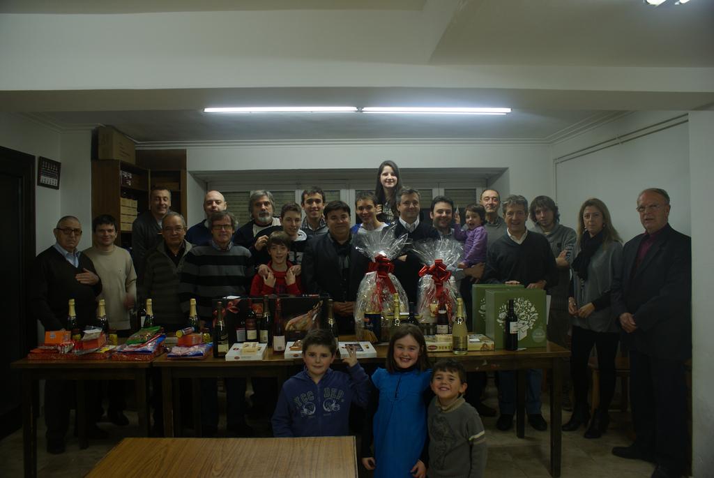 Social de ràpides de Nadal 2013 – Informació