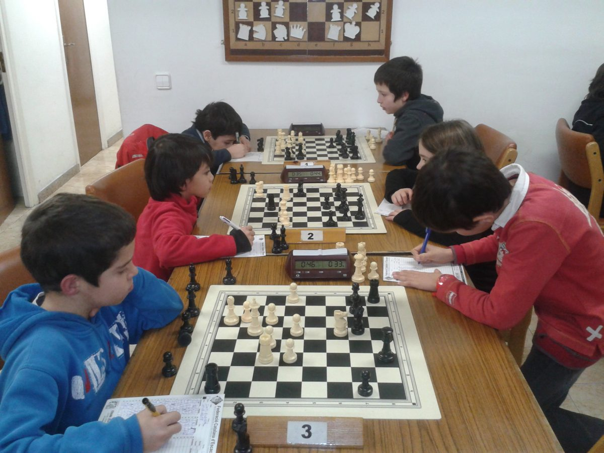 Comarques Pirinenques 2014 – Ronda 1