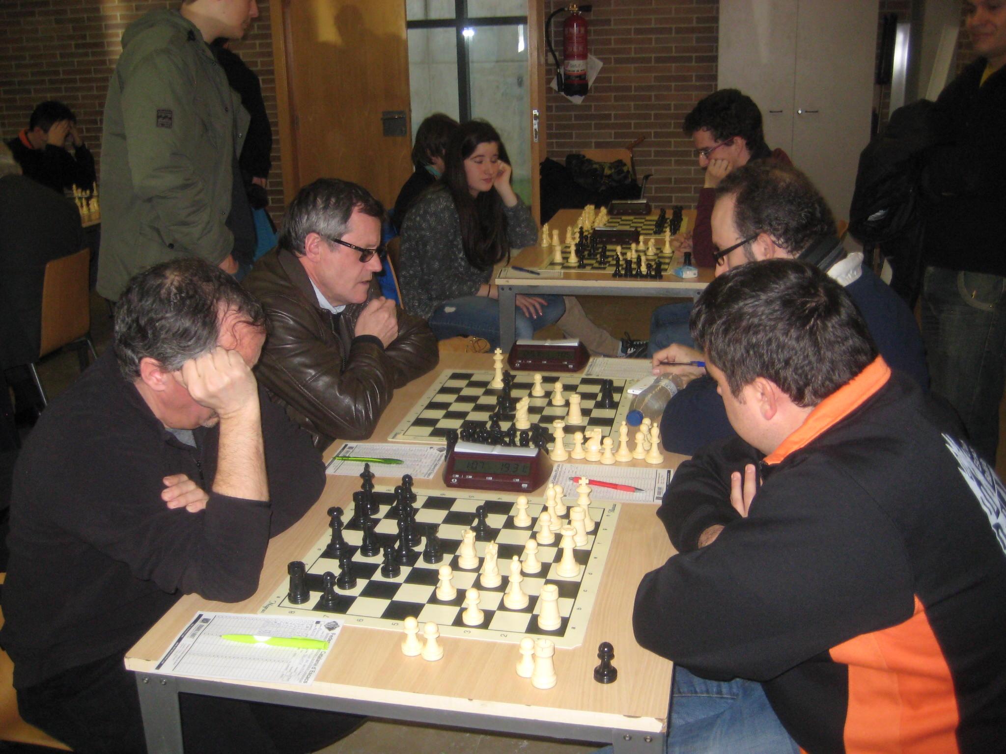 Lliga Catalana Preferent 2014 – Ronda 1