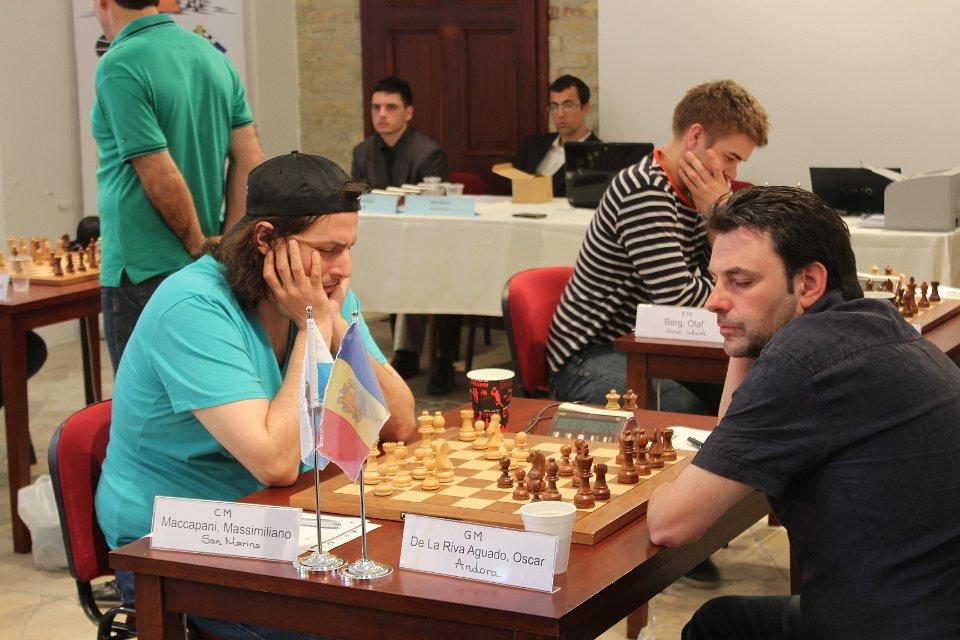 1r Campionat Individual Petits Estats – R1