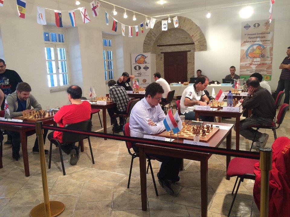 1r Campionat Individual Petits Estats – R2 i R3