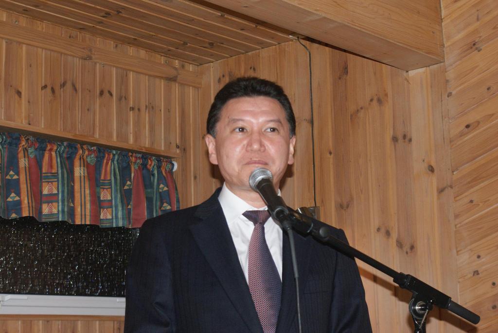 El President de la FIDE visita Andorra