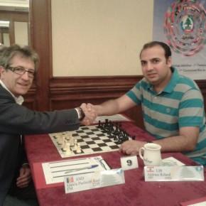 2n Campionat Individual Francòfon – R8