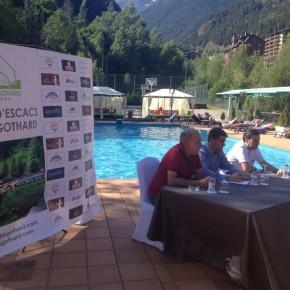 32 Open Andorra Hotel St. Gothard – R5
