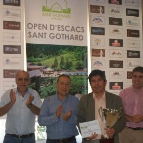 32 Open Andorra Hotel St. Gothard – R9