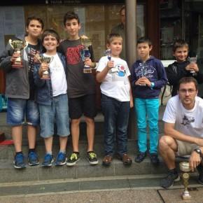 Marató d'Escacs d'Andorra 2015 - Bases