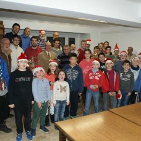 Social de ràpides de Nadal 2014
