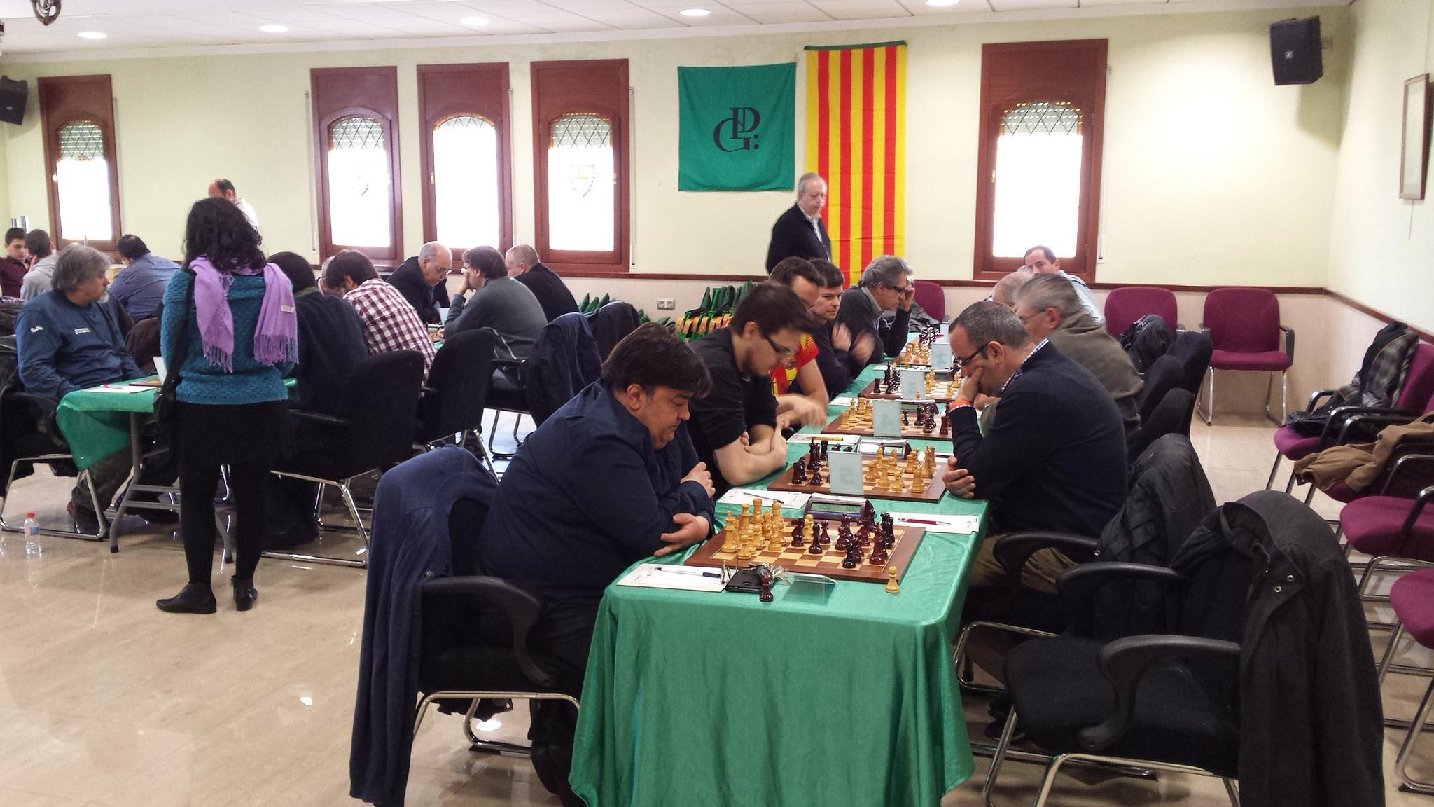Lliga Catalana Primera Divisió 2015 – R9
