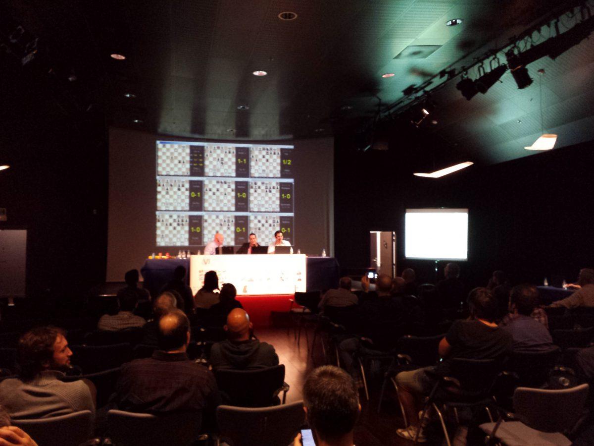 VI Campionat Iberoamericà – R4