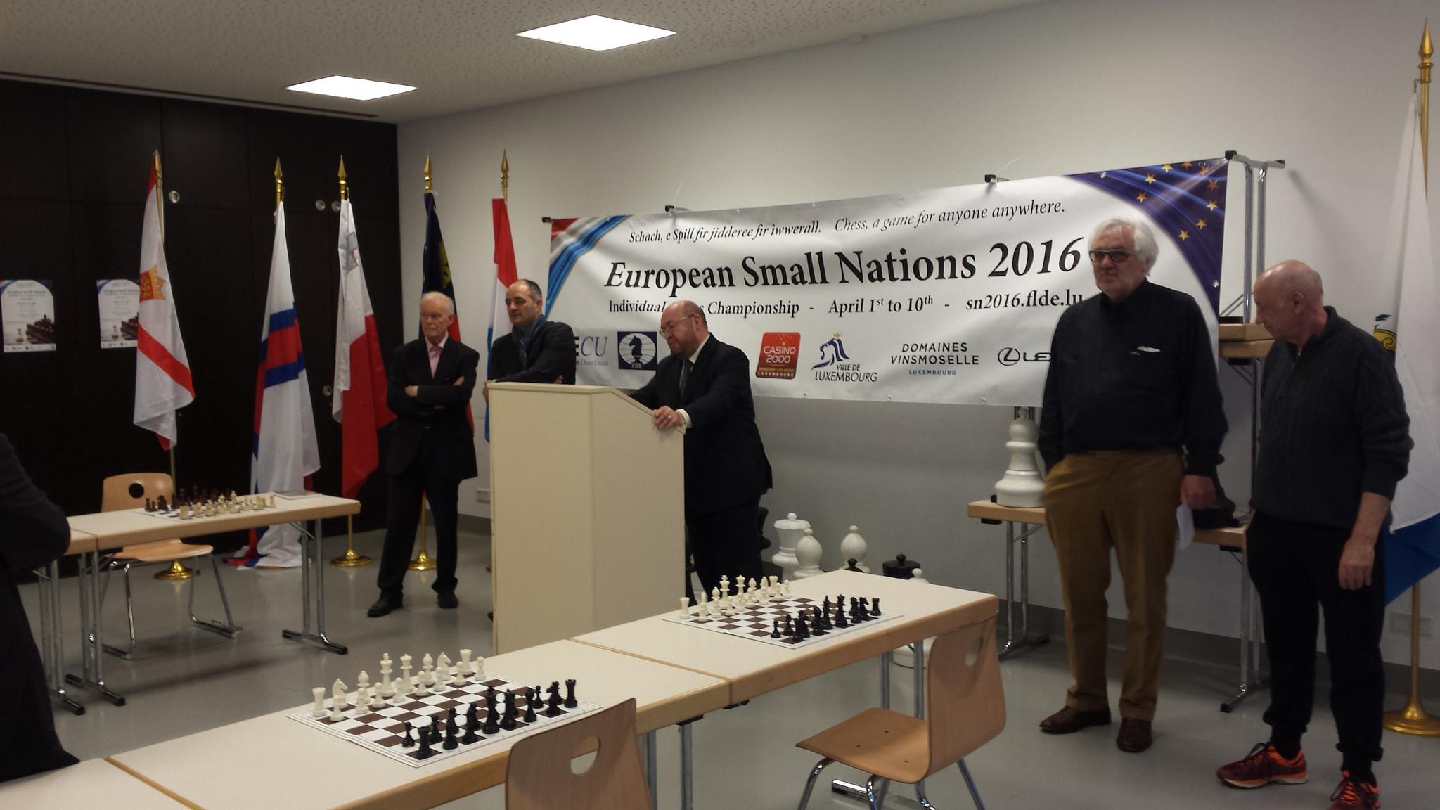 2n Campionat Individual Petits Estats – R1