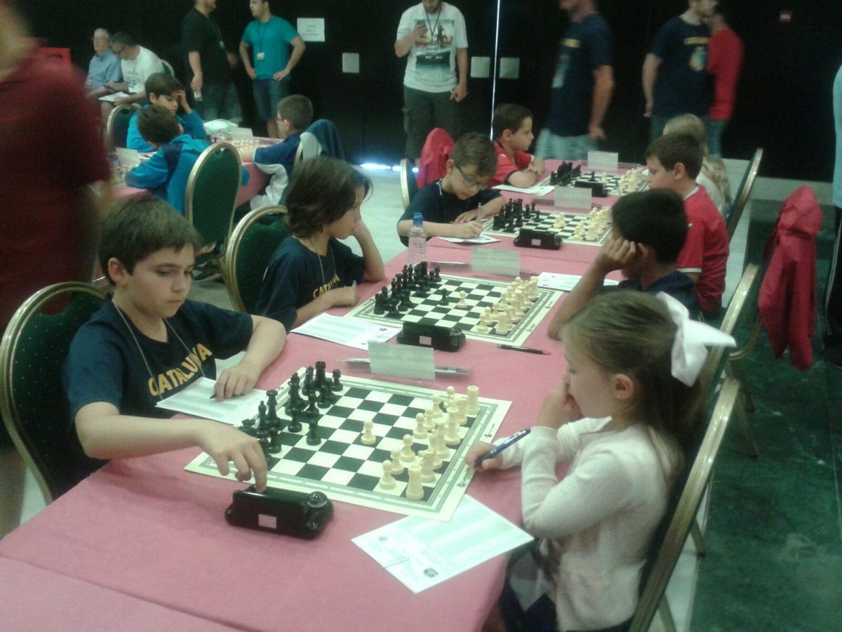 Ct. Espanya sub10 – Rondes 1 i 2