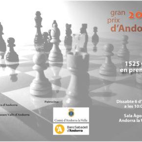 Gran Prix d'Andorra 2016 - Bases