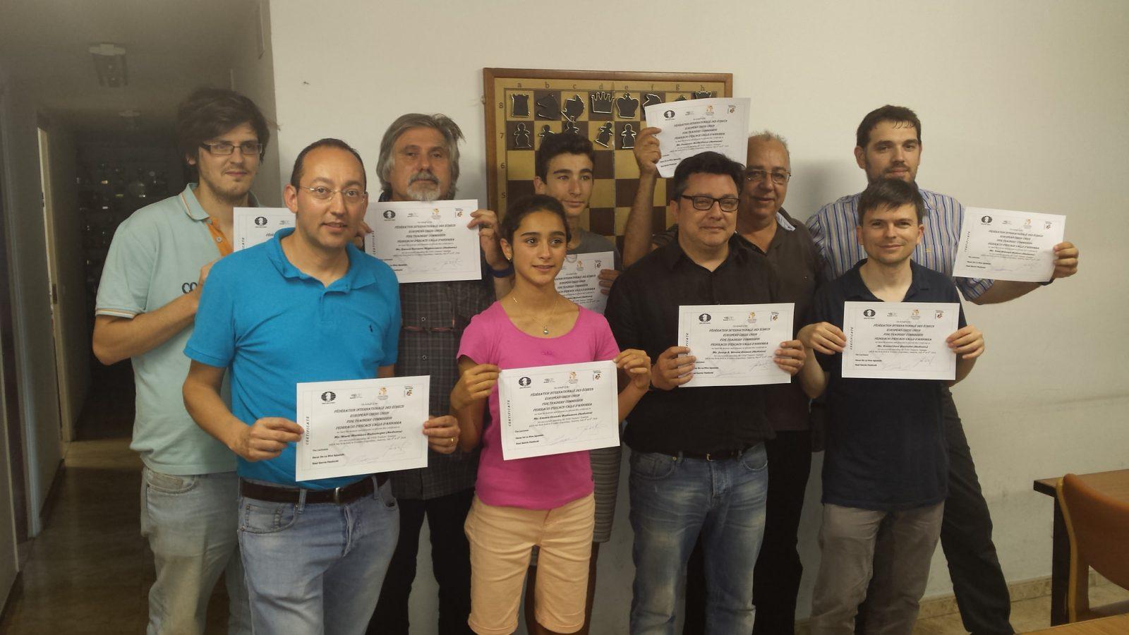 FIDE Trainers' Seminar – Crònica