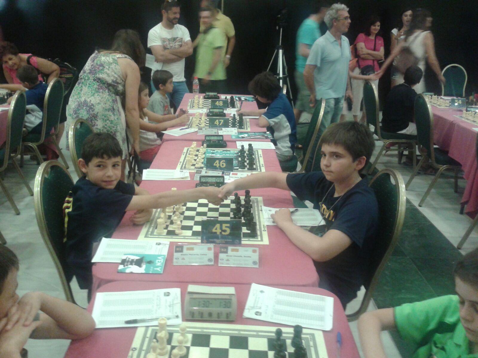 Ct. Espanya sub10 – Ronda 9