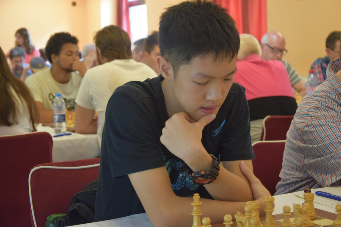 34 Open d'Escacs d'Andorra – R3