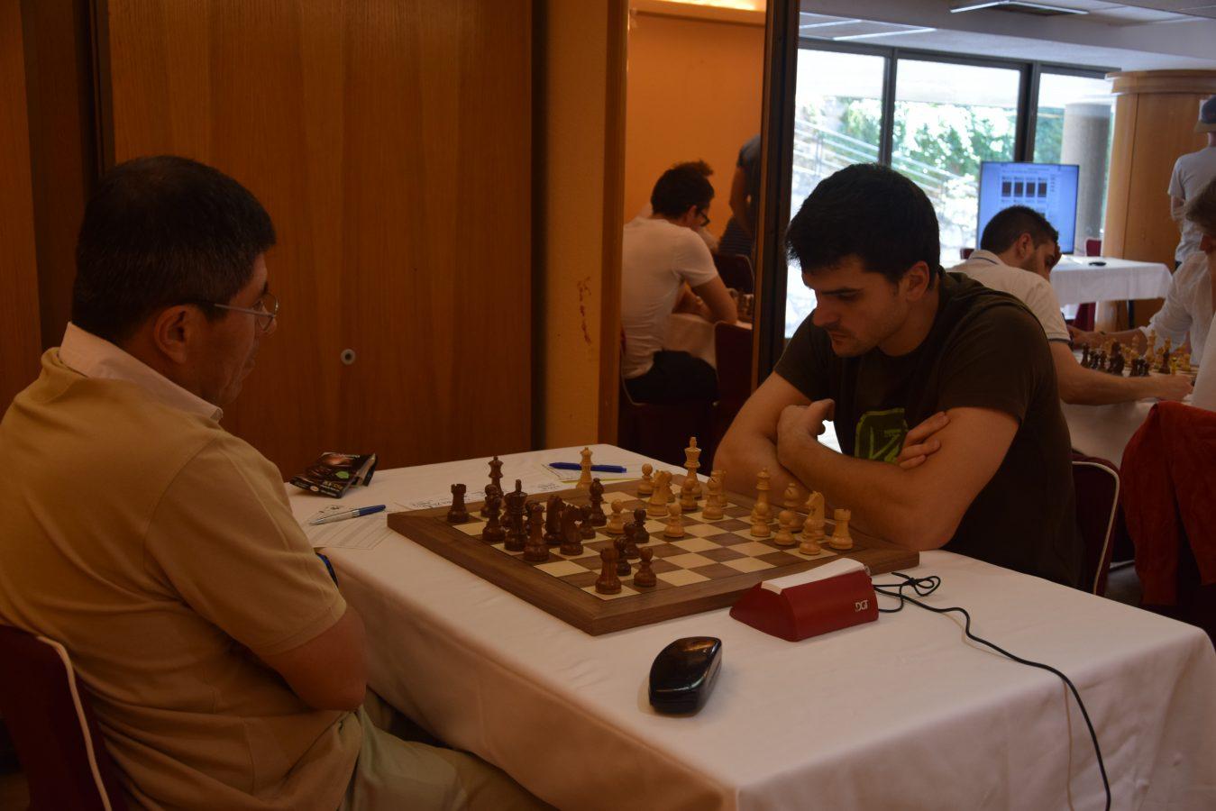 34 Open d'Escacs d'Andorra – R5