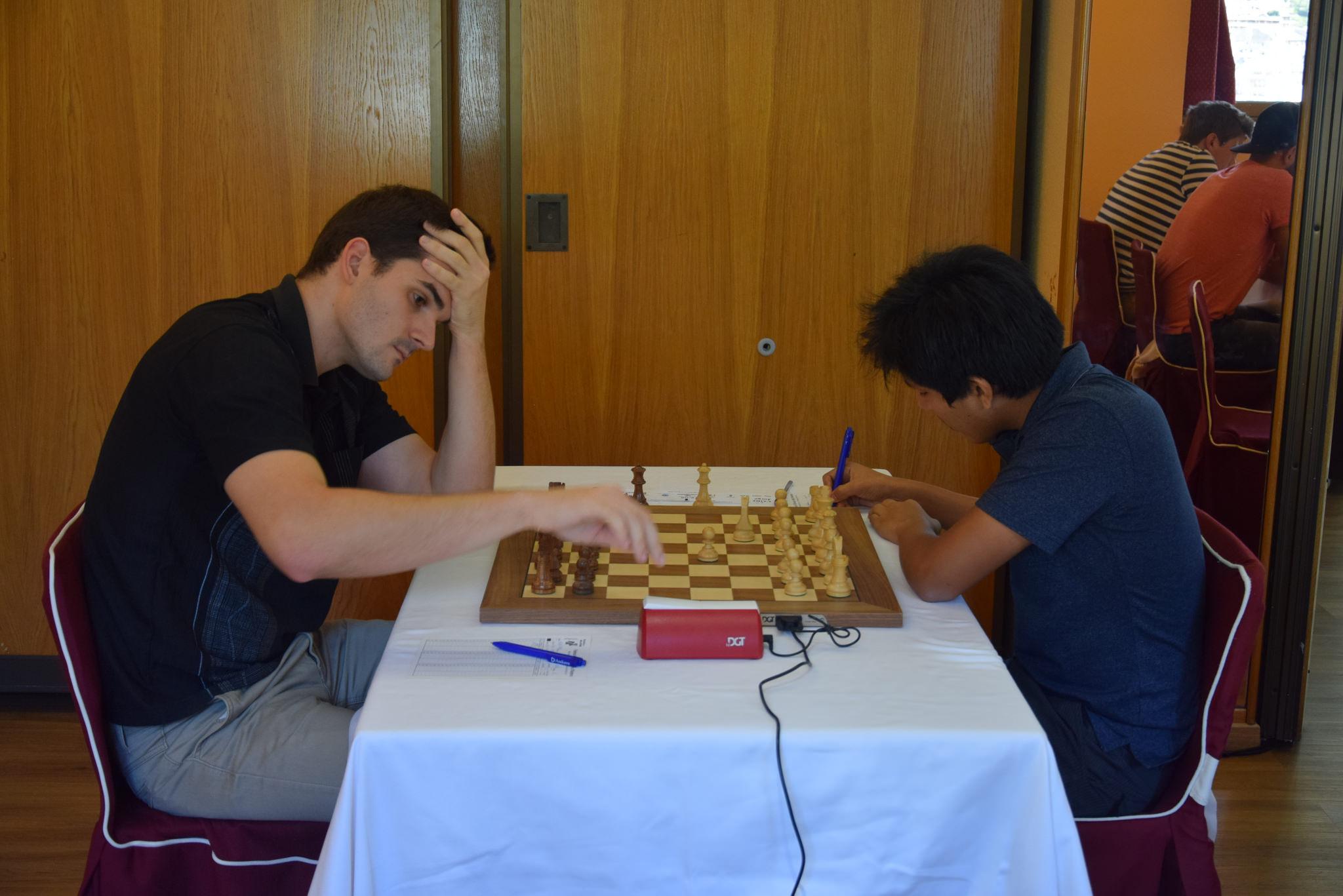 34 Open d'Escacs d'Andorra – R8