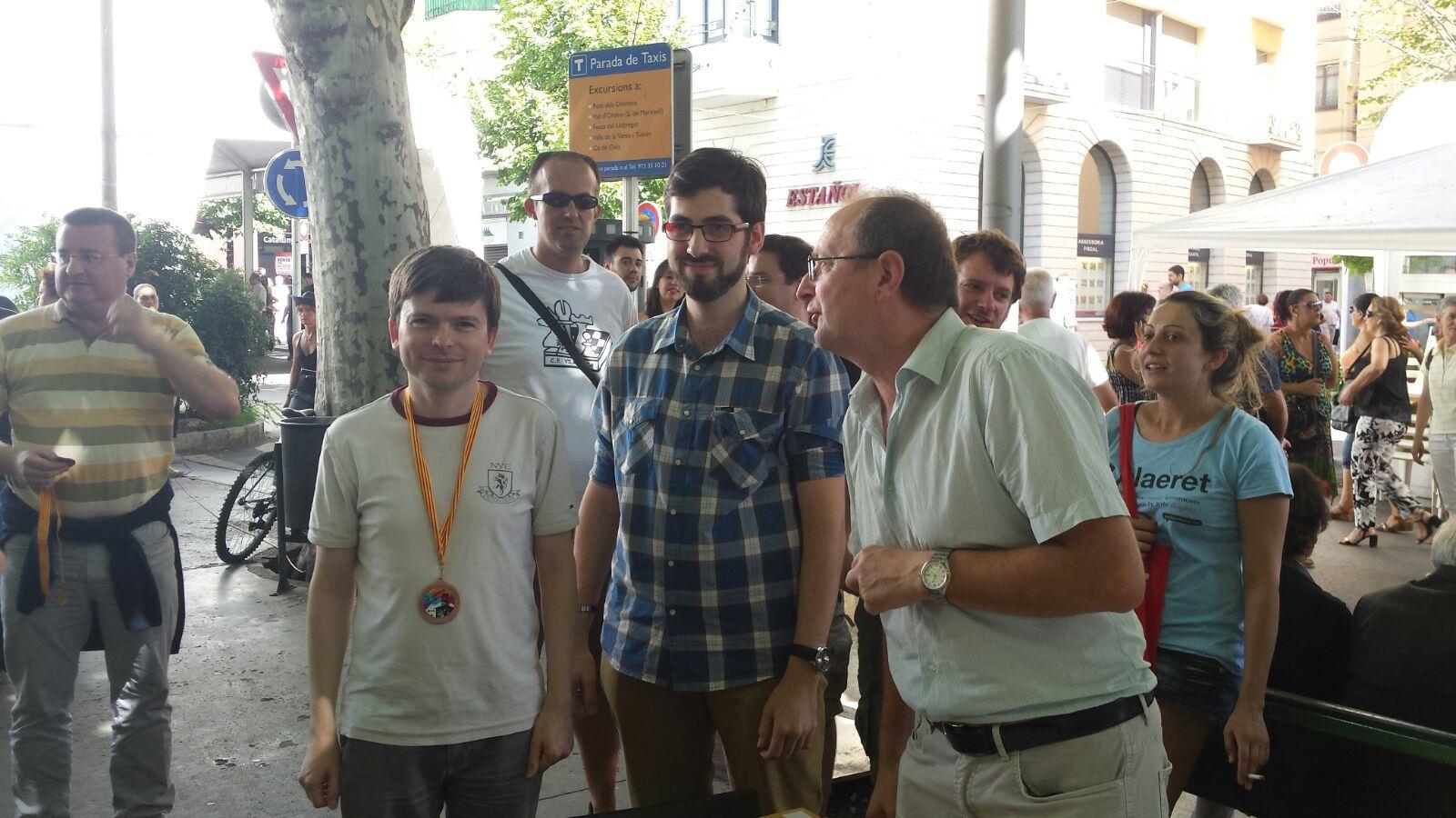 2016 Festa Major La Seu d'Urgell