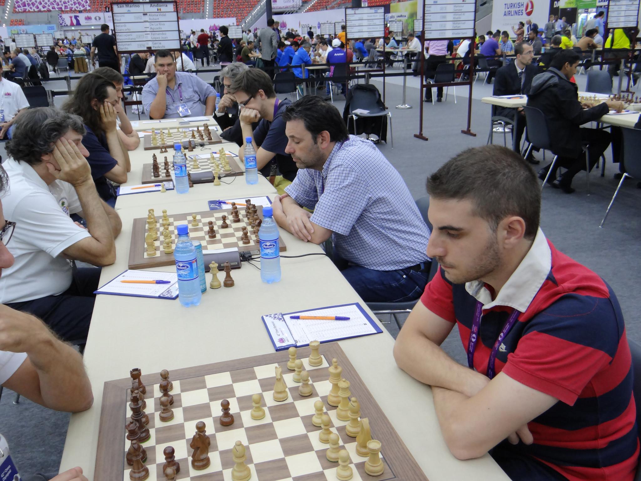 42 Olimpíades Bakú – R02